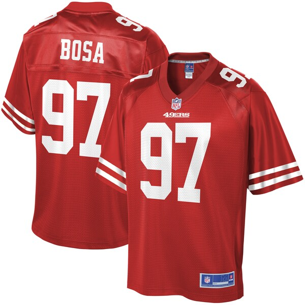 Youth San Francisco 49ers Nick Bosa NFL Pro Line when can you buy nike mlb jerseys