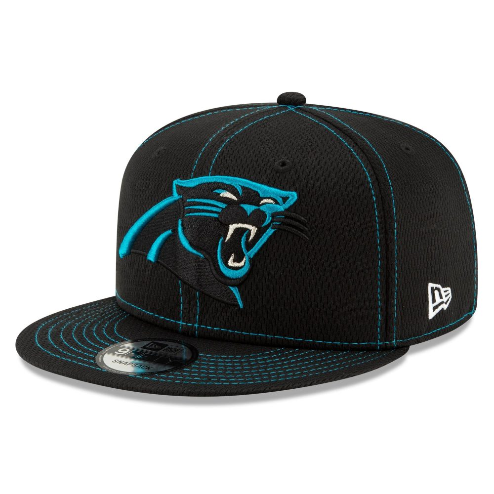 Carolina Panthers New Era 2019 Official Road Sidel Trent Frederic elite jersey