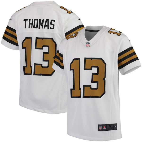 Youth New Orleans Saints Michael Thomas Nike Whi adidas world cup replica jerseys