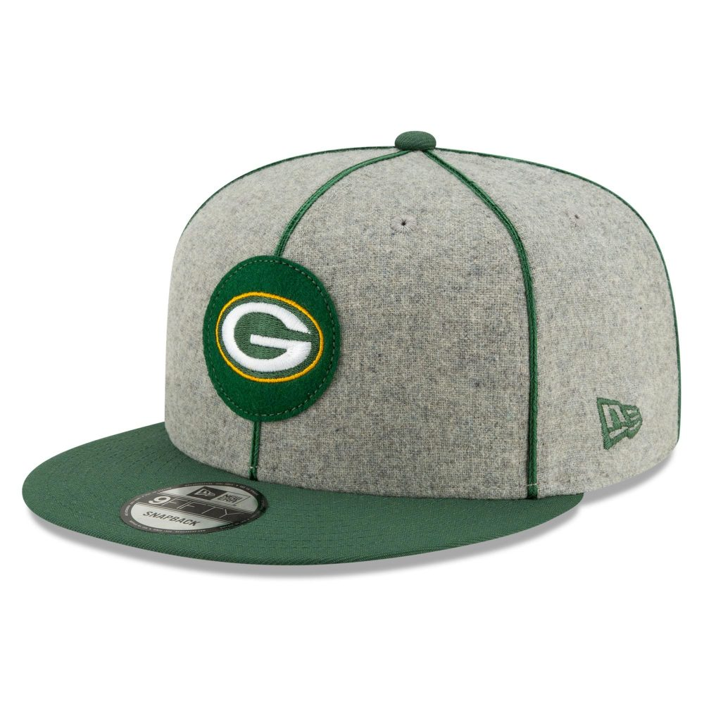 Green Bay Packers New Era 2019 Official Home Sidel Green Bay Packers jerseys